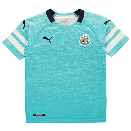Puma Newcastle United Third 2018/19 Junior Football Shirt-7-8 Years
