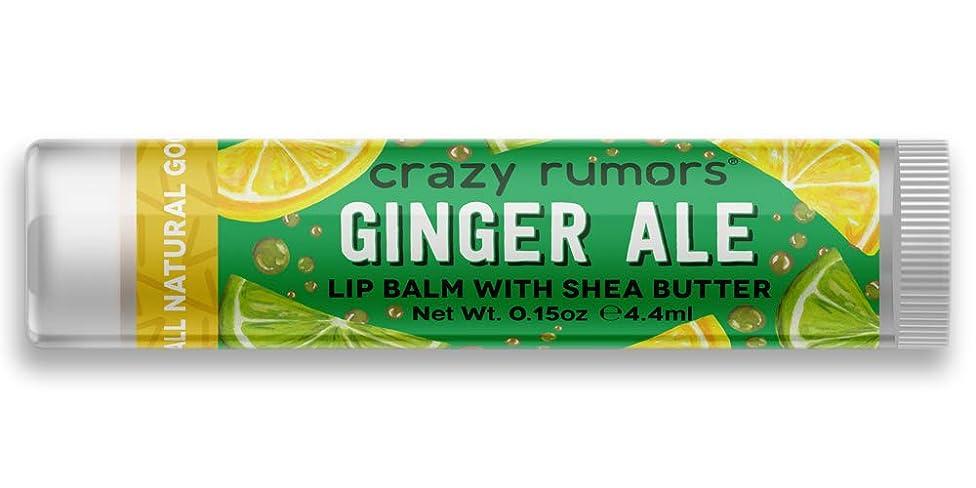 Crazy Rumors Ginger Ale Lip Balm