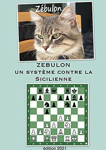 Couverture du livre Zébulon : un système contre la Sicilienne