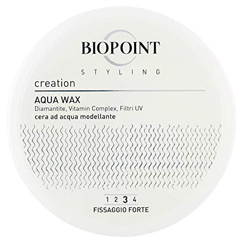 Biopoint 381220 Cire à Cheveux Coiffure/Soin des...