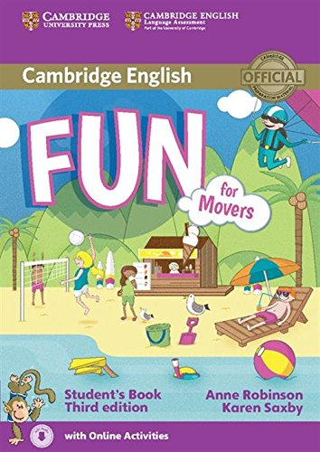 Fun for Movers Student's Book with Online Activities