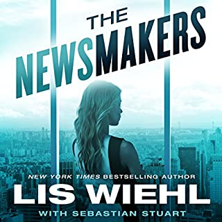 The Newsmakers audiobook cover art