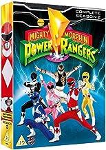 Mighty Morphin Power Rangers Complete Season 2 Collection [DVD] [Reino Unido]
