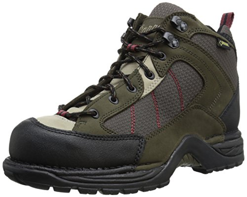 "Danner 45260 Men's Radical 452 5.5"" Hiking Boot, Olive - 14 EE"