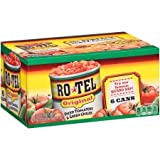 Rotel Original Diced Tomatoes & Green Chilies 10oz 6ct by Ro-Tel