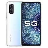 HJFGIRL Neo 3 5G Smartphone, 6.57 Inch 144 Hz AMOLED Bildschirm with 1 Billion Colours Handy, 48MP Duo Main Camera, 44W Quick Charger Wireless Fast Charging, 256GB Memory, 16GB RAM,White-EU