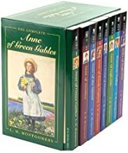 The Complete Anne of Green Gables Boxed Set (Anne of Green Gables, Anne of Avonlea, Anne of the Island, Anne of Windy Popl...