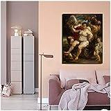 dubdubd Peter Paul Rubens Bacchus Leinwand Malerei Druck