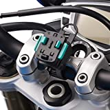 Helix Ultimate Addons de manillar de moto para correa de sujeción accesorio p...