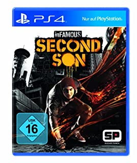 inFamous: Second Son - [PlayStation 4] (B00BJ3CXF2) | Amazon price tracker / tracking, Amazon price history charts, Amazon price watches, Amazon price drop alerts
