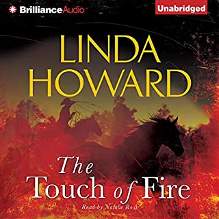 The Touch of Fire audiobook cover art