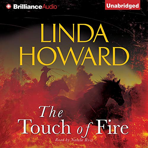 The Touch of Fire cover art