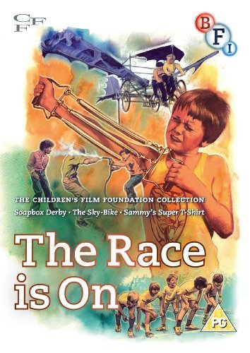 Children's Film Foundation Collection (Vol. 2): The Race Is On (3 Films) ( Soapbox Derby / The Sky Bike / Sammy's Super T-Shirt ) ( Soap box [ Origen UK, Ningun Idioma Espanol ]