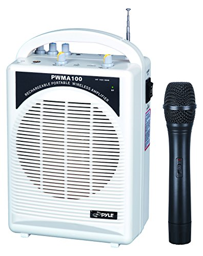Pyle-Pro azpwma100de micrófono inalámbrico sistema de micrófono inalámbrico