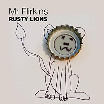 Rusty Lions