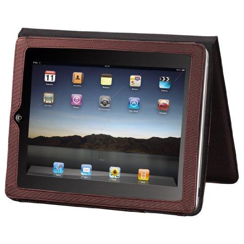 Hama Arezzo Portfolio Tasche für Apple iPad bis 25 cm (9,7 Zoll) rot