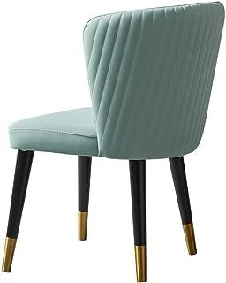 Sillas de la cocina del hogar de la sala de sillas La manera simple moderna nórdica Style Hotel Mesa de comedor y sillas creativa multifuncional sillas de comedor se ajusta for Estudio Postre Shop Caf