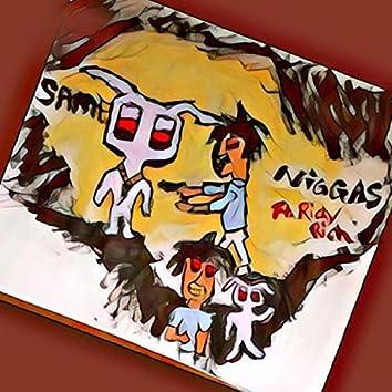 Sam3 Nigga (feat. RichyRich)