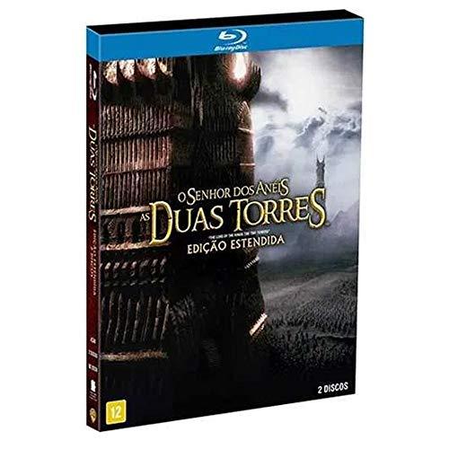 Blu-ray Duplo - O Senhor dos Anéis: As Duas Torres - Edição Estendida