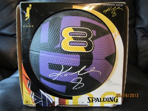 Find Discount Spalding Autograph Series Kobe Bryant Mini Basketball
