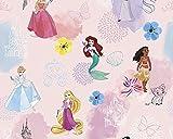 Little johnny Disney Prinzessin Meerjungfrau Stoff Fat