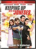 Keeping Up With the Joneses (DVD + Digital HD)