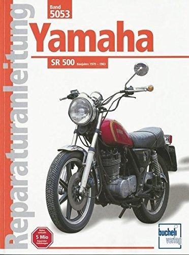 Reparaturanleitung, Bd. 5053: Yamaha SR 500