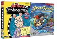 Arthur's Kindergarten and StarFlyers Alien Space Chase (輸入版)