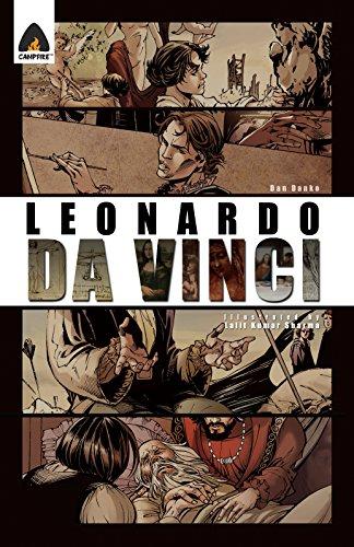Leonardo DaVinci: The Renaissance Man: A Graphic Novel