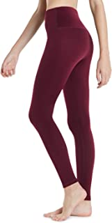 Women's Thermal Wintergear Compression Baselayer Yoga Pants Leggings Tights