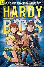 Hardy Boys #20: Deadly Strategy (Hardy Boys Graphic Novels)