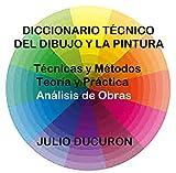 DICCIONARIO TÉCNICO DEL DIBUJO Y LA PINTURA: Técnicas y Métodos - Teoría y Práctica - Análisis de Obras