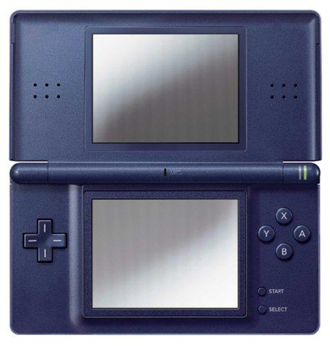 Nintendo - Consola Nintendo DS Lite - Azul Marino