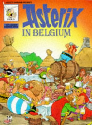 Asterix in Belgium version anglaise)