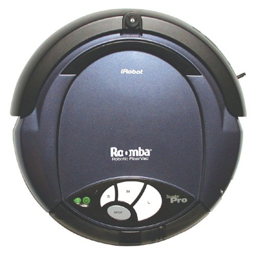 Great Deal! iRobot Roomba Pro Intelligent Floorvac Robotic Vacuum