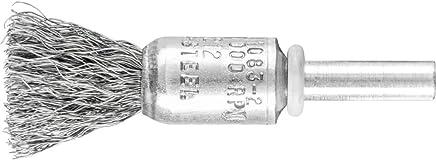 10 x PFERD Pinselbürste mit Schaft, Schaft, Schaft, ungezopft PBU 1312 6 ST 0,20 B07N2XRJS3 | Spezielle Funktion  be8fe4