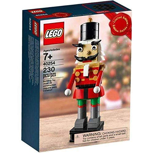 LEGO Exclusive Seasonal Nussknacker Limited Edition 40254