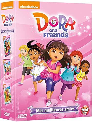 and Friends-Coffret: Au Coeur de la Ville + Danse avec Dora + L'île aux Chevaux