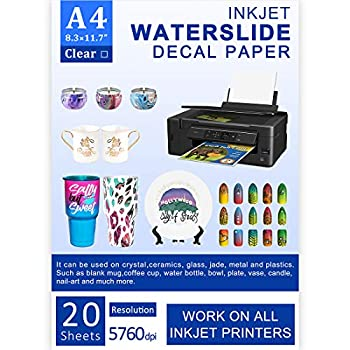 Best decal paper for printer Reviews