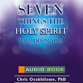 7 Things the Holy Spirit Will Do in You cover art