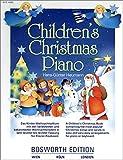 Children's Christmas Piano: Sammelband für Klavier: Das Kinder-Weihnachtsalbum mit den beliebtesten und bekanntesten Weihnachtsliedern in sehr leichter bis leichter Fassung für Klavier/Keyboard