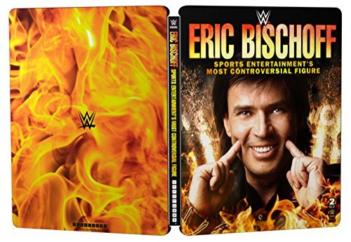 WWE: Eric Bishoff - Sports Entertainment's Most Controversial Figure - Limited Edition Steelbook [Blu-ray]