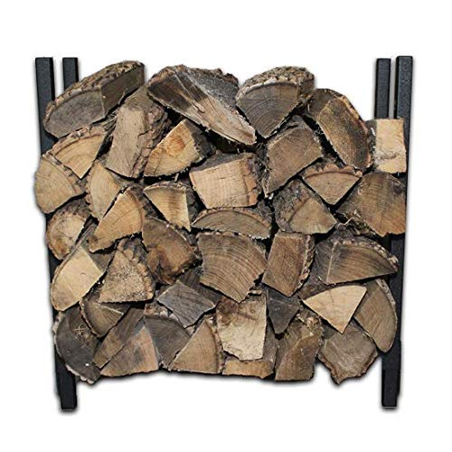 The Woodhaven 2 Foot Fireside Firewood Rack
