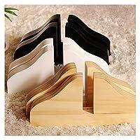 間仕切り 折りたたみ木製スクリーンブラケットスクリーン23cm * 11cmフィートを支える足の木のフレームの厚さ2cmの入り口パーティションを装備 (Color : YELLOW)