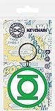 DC Comics Llavero caucho Green Lantern 6 cm