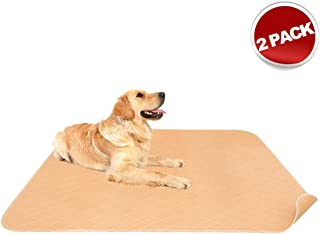 Mihachi 2 Pack Washable Pee Pads for Dogs - 41