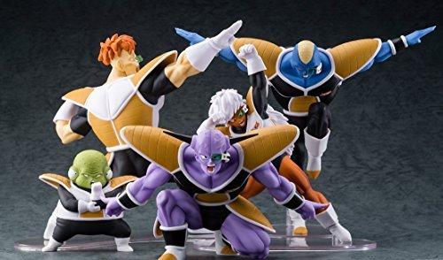 Dragon Ball Z Ginyu Force Full set of 5 figures pack Banpresto DRAMATIC SHOWCASE 2nd season vol.1 vol.2 vol.3 by Banpresto