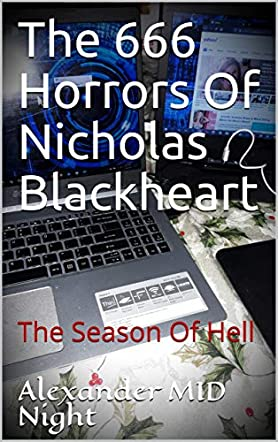 The 666 Horrors Of Nicholas Blackheart