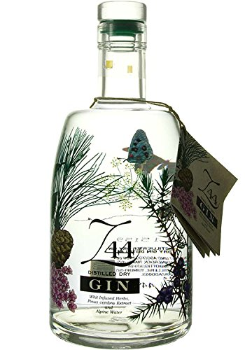 Roner Z44 Distilled Dry Gin