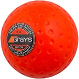 GRAYS Match Bola de Hockey, Naranja